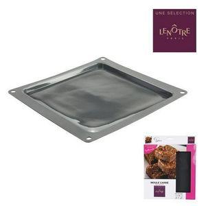 LENÔTRE - moule carré en silicone lenôtre 28x23x1.5cm - Ustensiles De Cuisine