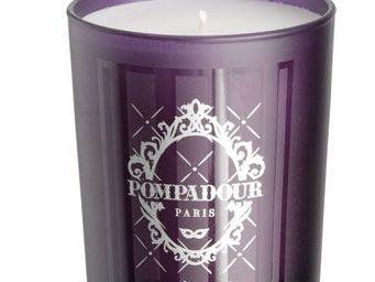 POMPADOUR - tub�reuse - Bougie Parfum�e