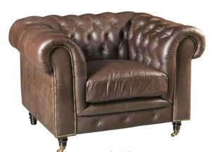 KAPLAN HOME -  - Fauteuil Chesterfield
