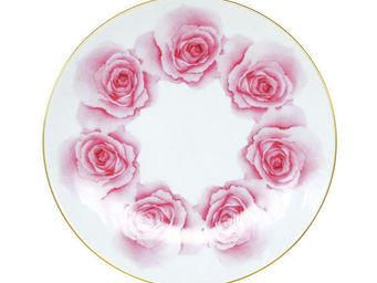 Haviland - rose centifolia - Assiette De D�gustation
