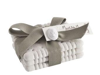 Mathilde M - biscuits cadeaux, parfum poudre de riz - Biscuit Parfum�