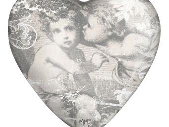 Mathilde M - sulfure coeur anges aux baisers - Presse Papier