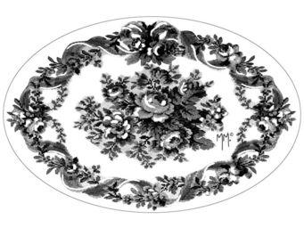 Mathilde M - savon m�daillon de fleurs, parfum voltige (fabrica - Savon