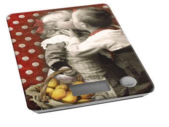 Orval Creations - balance �lectronique madeleine, je t'aime - Balance De Cuisine �lectronique
