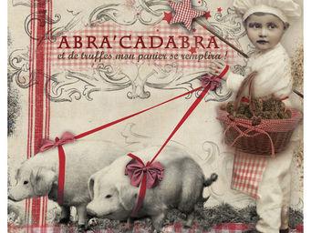 Orval Creations - dessous-de-plat abracadabra - Dessous De Plat