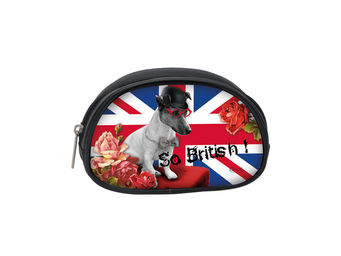 Orval Creations - so british ! pochette lola - Porte Monnaie Enfant