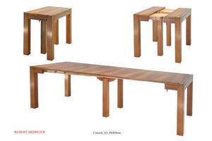 Rebert  mobilier -  - Table À Rallonge