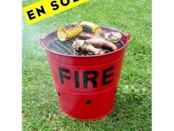 Manta Design - barbecue portable fire - Barbecue Au Charbon