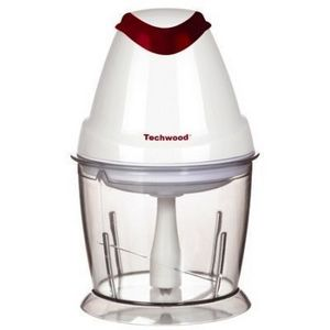 TECHWOOD - hachoir �lectrique 1l blanc - Hachoir �lectrique