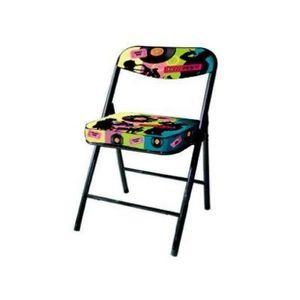 International Design - chaise pliante musique - Chaise Pliante