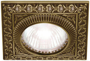 FEDE - san sebastian square collection - Spot De Plafond Encastr�