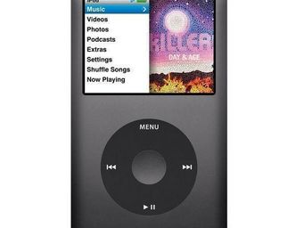 APPLE - ipod classic 160 go noir - new - Mp3