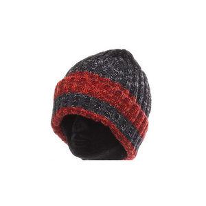 WHITE LABEL - bonnet maille avec rayures - Bonnet