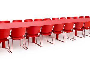 OFFECCT - xtra large - Table De Conférence