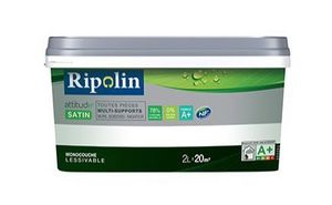 Ripolin - attitude - Peinture Multi Supports