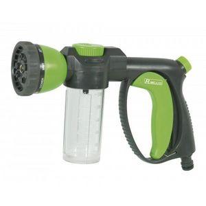 RIBILAND by Ribimex - pistolet arrosage avec r�serve pour savon ou produ - Lance Pistolet D'arrosage