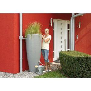 GARANTIA - kit recuperation eau forme contemporaine 300 litre - Récupérateur D'eau