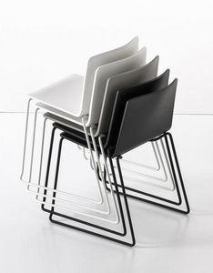 Kristalia - rama slide outdoor - Chaise