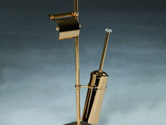 Cristal Et Bronze -  - Porte Balayette Wc