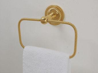 Cristal Et Bronze - etoile de paris - Anneau Porte Serviette