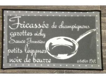 Fomax - tapis de cuisine fantaisie - Tapis D'évier