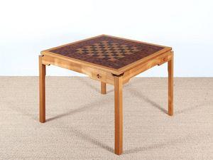 GALERIE MOBLER -  - Table De Jeux