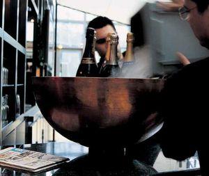 Domani -  - Seau � Champagne