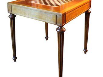 Ateliers Allot Fr�res - desfosse - Table De Jeux