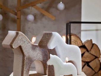 Bougies La Francaise - cheval - Bougie D�corative