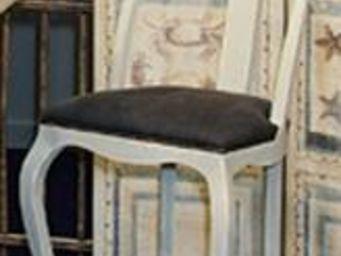 PROVENCE ET FILS - tabouret tsarine- (pour table haute) h 110cm avec - Chaise Haute De Bar