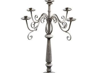 Interior's - chandelier 5 bougies topiaire - Porte Bougies