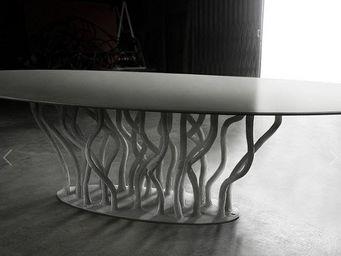 ALBINO MIRANDA - allana- - Table De Repas Ovale