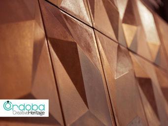 Cordoba CreativeHeritage - panelado facetado - Rev�tement Mural