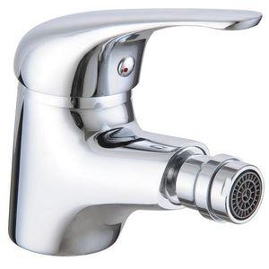 WHITE LABEL - robinet pour bidet salle de bain lavabo - Robinet Lave Mains