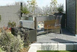 JARDITOUR - table fontaine - Fontaine Centrale D'extérieur
