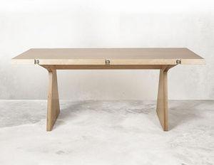 MALHERBE EDITION - table napol�on - Table Bureau