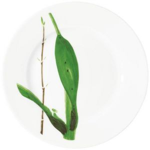 Raynaud - verdures - Assiette � Dessert