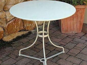 Replicata - dijon - Table De Jardin Ronde