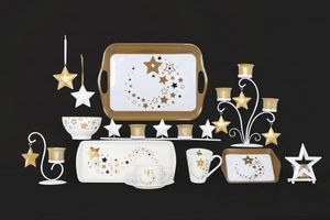 FAYE -  - Décoration De Table De Noël