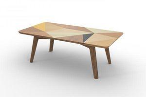 ROMAIN JEANTET -  - Table Basse Rectangulaire