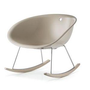 PEDRALI - rocking chair gliss - Rocking Chair