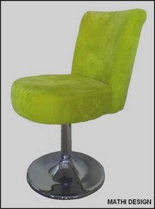 Mathi Design - chaise confort - Chaise Pivotante