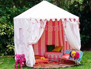 RAJ TENT CLUB - tent pink - Maison De Jardin Enfant
