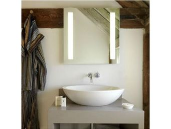 ASTRO LIGHTING - miroir salle de bain galaxy square - Miroir Lumineux