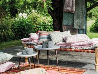 BLANC D'IVOIRE -  - Table Basse De Jardin