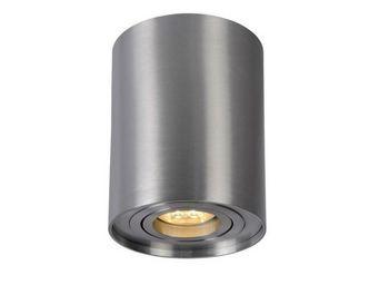 LUCIDE - spot rond tube aluminium - Spot