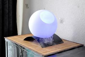 ZEN AROME - brumisateur en verre lun�a 20x20x23cm - Diffuseur De Parfum �lectrique