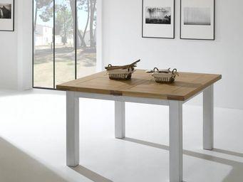 Ateliers De Langres - whitney - Table De Repas Carrée