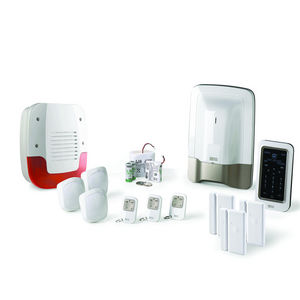 CFP SECURITE - alarme maison delta dore tyxal + kit n�2 - Alarme