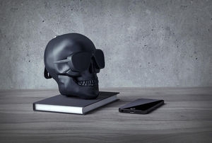 JARRE TECHNOLOGIES -  - Crâne Décoratif